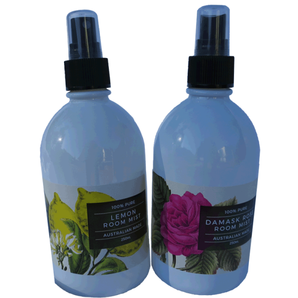Samaria Farm room mist - lemon and rose