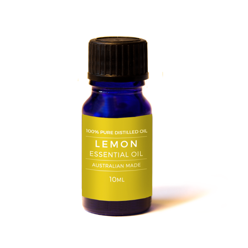 10ml Lemon Essential oil bottle